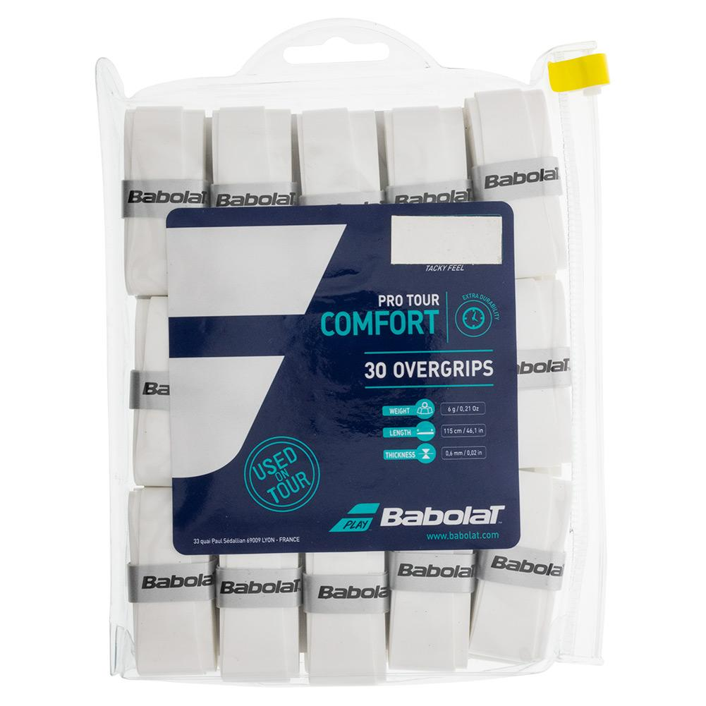 Pro Tour 30 Pack White Tennis Overgrip