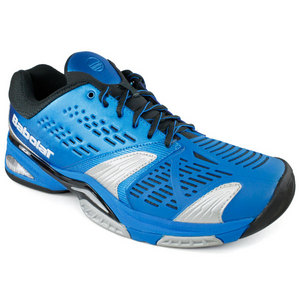 BABOLAT MENS SFX BLUE TENNIS SHOES