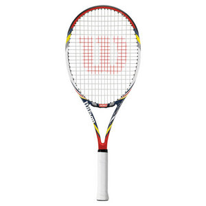 WILSON BLX STEAM 100  DEMO TENNIS RACQUET