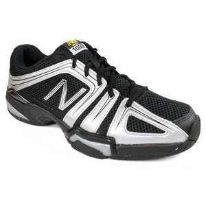Men`s 1005 Black 4E Width Tennis Shoes