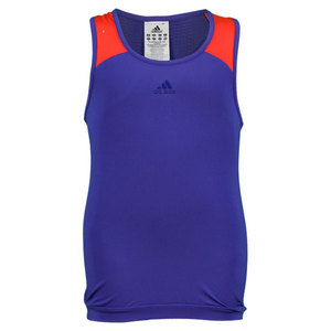 adidas GIRLS RESPONSE TENNIS TANK