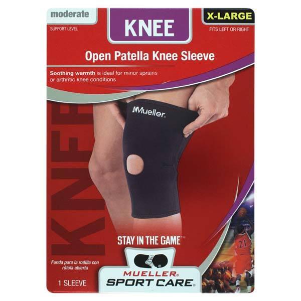 Mueller Knee Sleeve Xlarge
