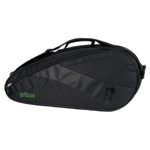 PRINCE CARBON TRIPLE TENNIS BAG