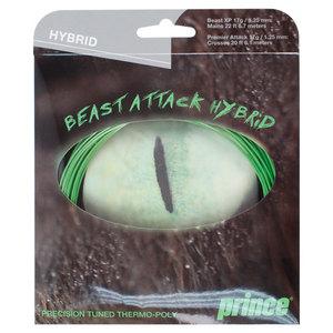 PRINCE BEAST ATTACK HYBRID 17G TENNIS STRING
