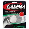 GAMMA Challenger 17g White Tennis String