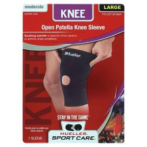 MUELLER MUELLER KNEE SLEEVE LARGE
