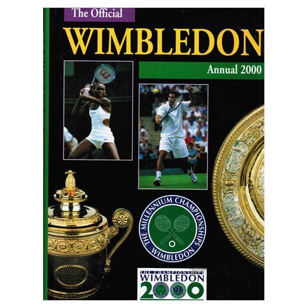 Official Wimbledon Annual 2000