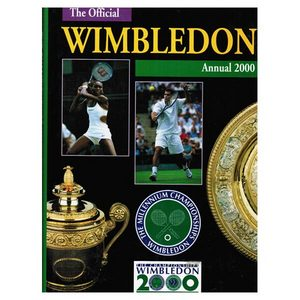 Official Wimbledon Annual 2000