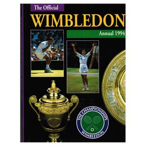 TENNIS EXPRESS OFFICIAL WIMBLEDON ANNUAL 1994 HARDBACK