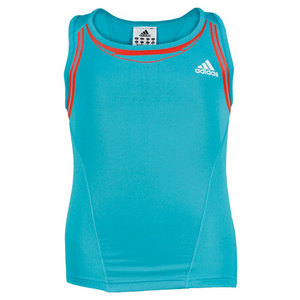 adidas GIRLS ADIPOWER BARRICADE TENNIS TANK