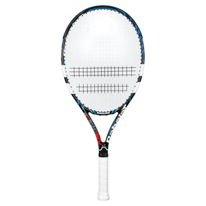 BABOLAT NEW PURE DRIVE JUNIOR 25 TENNIS RACQUET