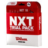 WILSON NXT Tennis String Trial 4 Pack
