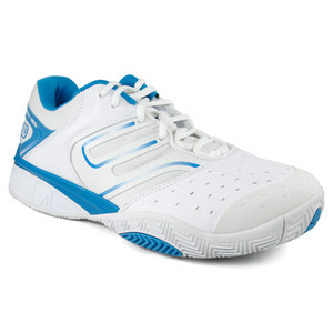 WILSON WOMENS TOUR IKON WH/CYAN SHOES