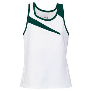Women`s Slice Racer Back Tennis Tank