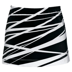 Women`s Lightening Reversible Print Tennis Skirt