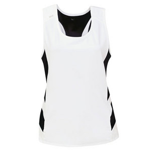 Women`s Double Digits Reversible Tennis Tank