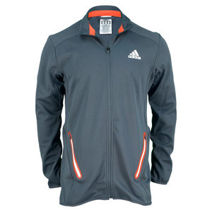 adidas MENS ADIPOWER BARRICADE WARM UP TOP