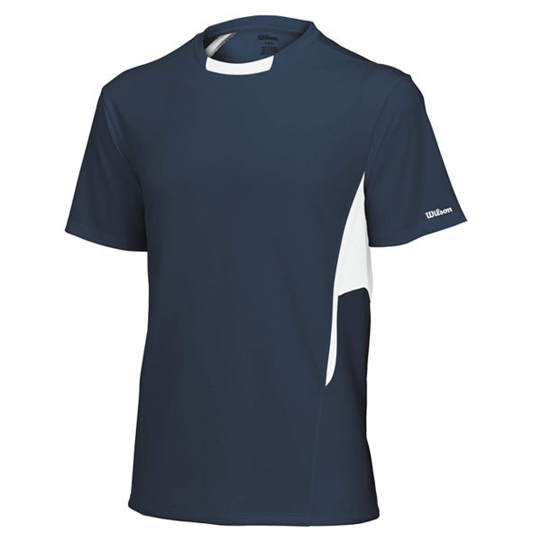 Men's Team Short Sleeve Tennis Crew