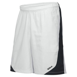 WILSON Men`s Team Woven 11 Inch Tennis Short