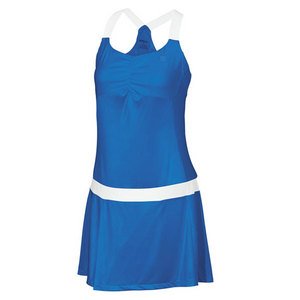 Women`s Team Tea Lawn Tennis Dress Sport Royal