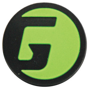 G Dot Green Tennis Dampener
