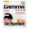 Neon Dri 3 Pack Tennis Overgrip by GAMMA