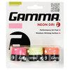 GAMMA Neon Dri 3 Pack Tennis Overgrip