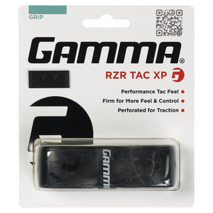 GAMMA RZR TAC XP BLACK REPLACEMENT GRIP