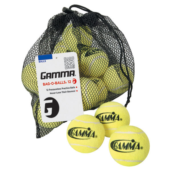 Bag- O- Balls 12 Pack Tennis Balls