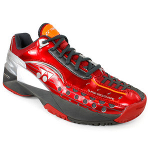 YONEX MENS ALL COURT POWER CUSHN 308 RED SHOES