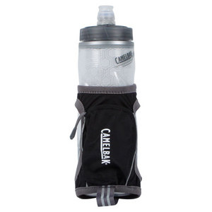 CAMELBAK QUICK GRIP 21 OZ PODIUM CHILL BOTTLE GRY