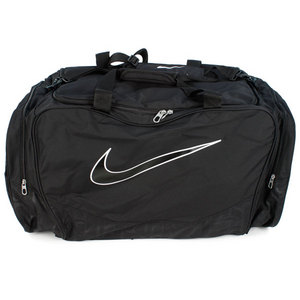 NIKE BRASILIA 5 LARGE BLACK DUFFEL BAG