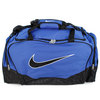 NIKE Brasilia 5 Large Varsity Royal Duffel Bag