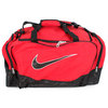 Brasilia 5 Large Varsity Red Duffel Bag