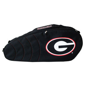 PRO VISION SPORTS UNIVERSITY OF GEORGIA 6 PACK TENNIS BAG