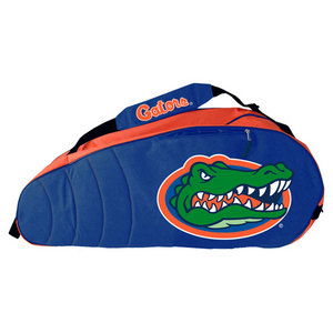 PRO VISION SPORTS UNIVERSITY OF FLORIDA 6 PACK TENNIS BAG