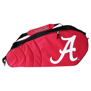 PRO VISION SPORTS UNIVERSITY OF ALABAMA 6 PACK TENNIS BAG