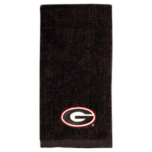 PRO VISION SPORTS UNIVERSITY OF GEORGIA EMBROID BK TOWEL