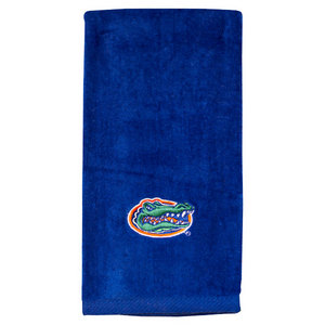 PRO VISION SPORTS UNIVERSITY OF FL EMBROID ROYAL BL TOWEL