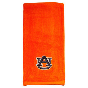 PRO VISION SPORTS AUBURN UNIVERSITY EMBROID ORANGE TOWEL