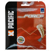 PACIFIC Poly Force 17G/1.24 Silver Tennis String