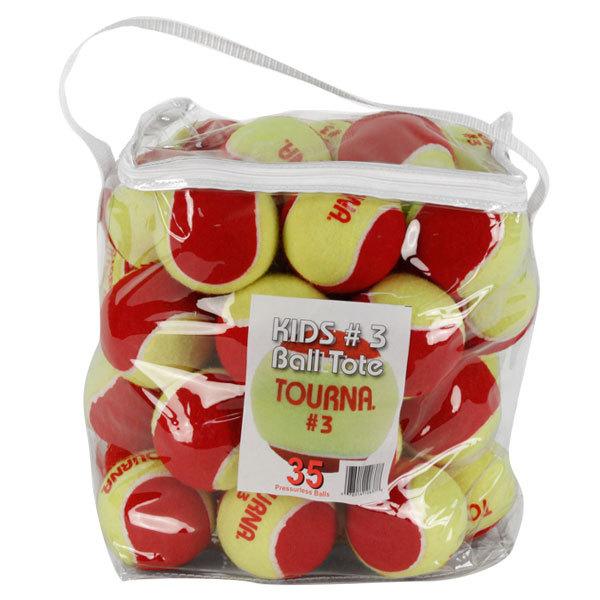 Stage 3 Quickstart Tennis Balls 35 Pack