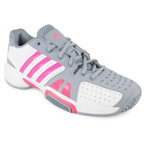 adidas JUNIORS BARRICADE TEAM 2 XJ TENNIS SHOES