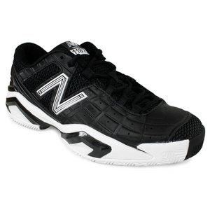 Women`s 1187 Black 2A Width Tennis Shoes
