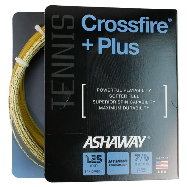 Crossfire Plus 1.25/17g Tennis String