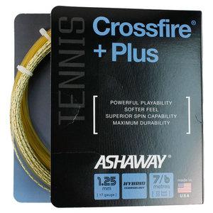ASHAWAY CROSSFIRE PLUS 1.25/17G TENNIS STRING