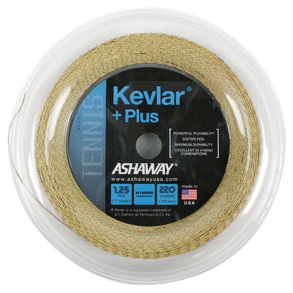 Kevlar Plus 1.25/17g 720 Foot Tennis String Reel