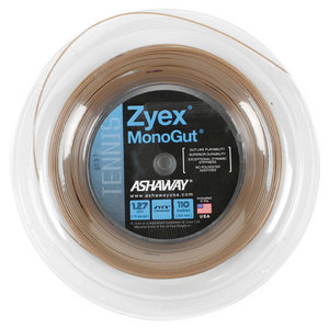 Zyex MonoGut 1.27/16G Tennis String Reel Natural