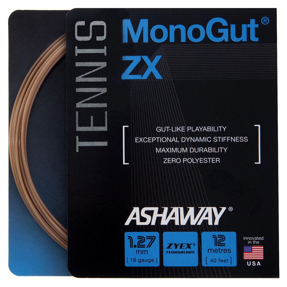 Monogut Zx 1.27/16g Tennis String Natural