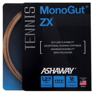 Zyex MonoGut 1.27/16G Tennis String Natural